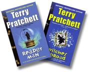 Cover of: Terry Pratchett Discworld Two-Book Set:  Witches Abroad and Reaper Man