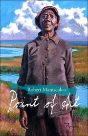 Cover of: Point of Art | Robert Maniscalco