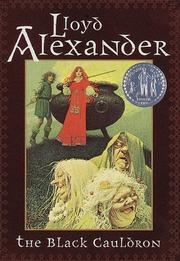 Cover of: The Black Cauldron (Prydain Chronicles)