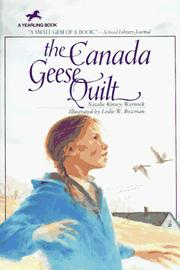 Cover of: The Canada Geese Quilt | Natalie Kinsey-Warnock