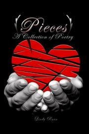 Cover of: PIECES | Lindy Ryan