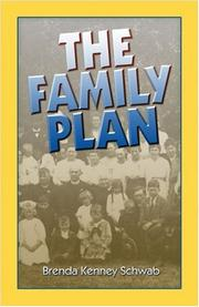 Cover of: The Family Plan | Brenda Kenney Schwab