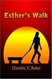 Cover of: Esther