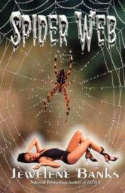 Cover of: Spider Web | Jewelene, Banks