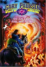 Cover of: Escape from Fire Mountain