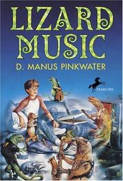 Cover of: Lizard Music | Daniel Manus Pinkwater