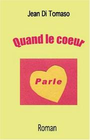 Cover of: Quand Le Coeur Parle