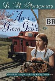 Cover of: Anne of Green Gables (Books for Young Readers)
