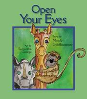 Cover of: Open Your Eyes | Mindy Goldhammer