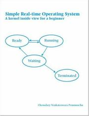 Cover of: Simple Real-time Operating System | Chowdary Venkateswara Penumuchu