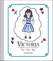 Cover of: Victoria | Diana Holt