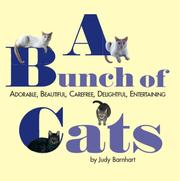 Cover of: A Bunch of Cats | Judy Barnhart
