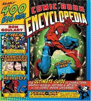 Cover of: Comic book encyclopedia
