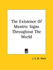 The Existence of Mantric Signs Throughout the World
