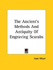 Cover of: The Ancient