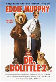 Cover of: Dr. Dolittle 2