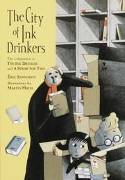 Cover of: The City of Ink Drinkers (Ink Drinker) | Eric Sanvoisin