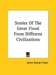Cover of: Stories of the Great Flood from Different Civilizations