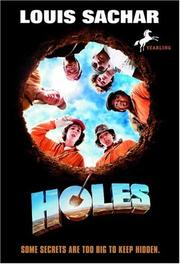 Cover of: Holes by Louis Sachar