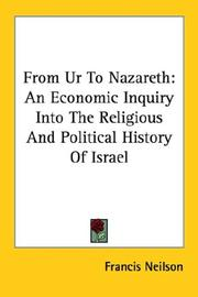 Cover of: From Ur To Nazareth