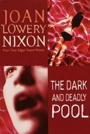 Cover of: The Dark and Deadly Pool