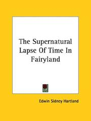 Cover of: The Supernatural Lapse of Time in Fairyland
