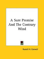Cover of: A Sure Promise and the Contrary Wind