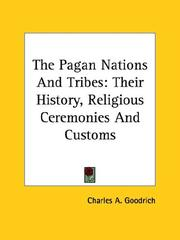 Cover of: The Pagan Nations and Tribes