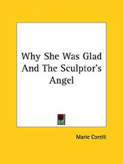 Cover of: Why She Was Glad and the Sculptor's Angel