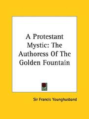 Cover of: A Protestant Mystic