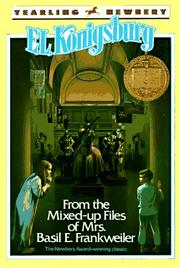 Cover of: From the Mixed-Up Files of Mrs. Basil E. Frankweiler | E.L. Konigsburg