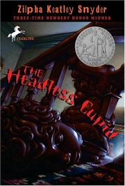 Cover of: The headless Cupid by Zilpha Keatley Snyder