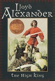 Cover of: The High King (Prydain Chronicles)