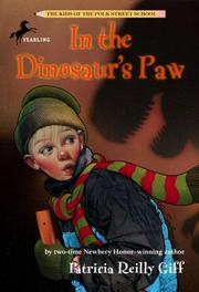 Cover of: In the Dinosaur