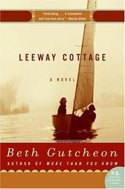 Cover of: Leeway Cottage