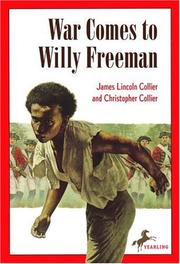 Cover of: War Comes to Willy Freeman