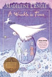 Cover of: A Wrinkle in Time | Madeleine L