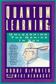 Cover of: Quantum learning