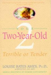 Cover of: Your Two-Year-Old | Louise Bates Ames