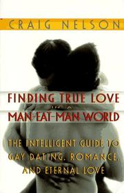 Cover of: Finding true love in a man-eat-man world