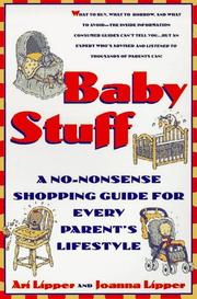 Cover of: Baby stuff