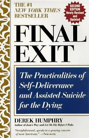 Cover of: Final exit | Derek Humphry