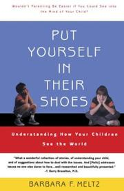 Cover of: Put yourself in their shoes