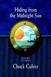 Cover of: Hiding from the Midnight Sun
