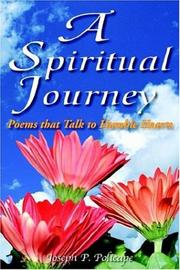 Cover of: A Spiritual Journey | Joseph P. Policape