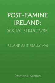 Cover of: Post-Famine Ireland