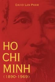 Cover of: Ho Chi Minh (1890-1969)