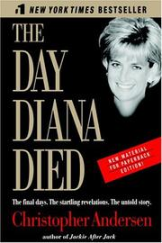 Cover of: Day Diana Died, The