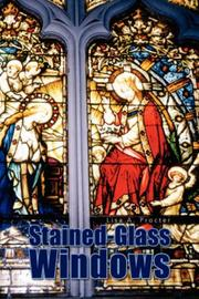 Cover of: Stained-Glass Windows | Lisa A. Procter