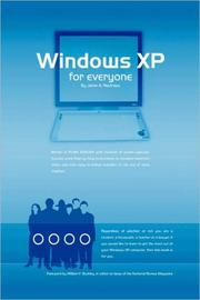 Cover of: Windows XP For Everyone